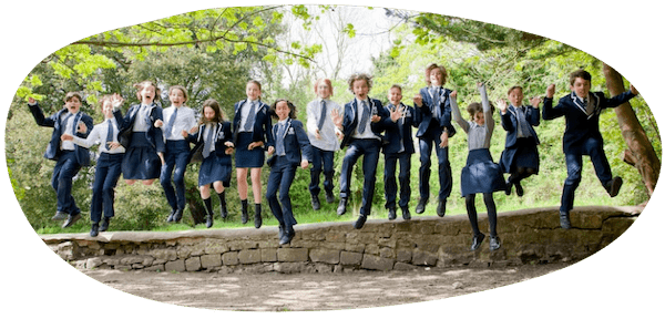 Oldfield school ambassadors